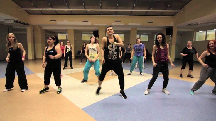 Chica Practica - by Zumba fitness  feat Zona Prieta Choreography by Prze...