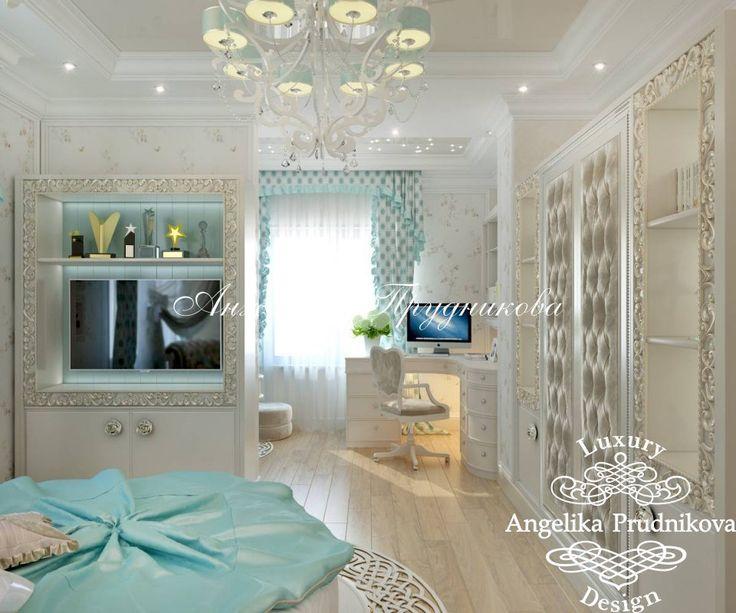 Дизайн интерьера маленькой квартиры в Кузьминках - фото