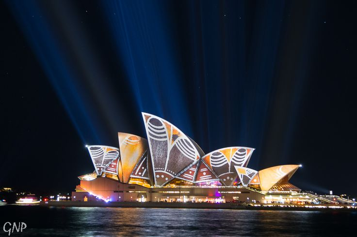 Anyone wanting to travel anywhere around May - June? why not come down to my home town Sydney and Experience Vivid Sydney.