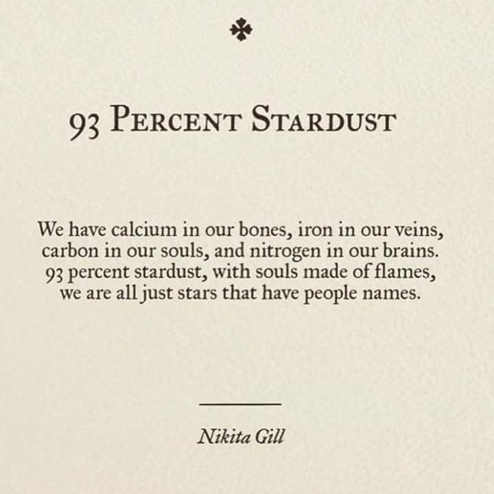 93 Percent Stardust