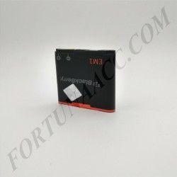 Baterai Blackberry Apollo 9630 EM-1 pack RIM