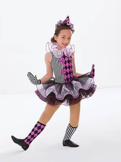 Send in the Clowns | Revolution Dancewear 2015 Costume Collection