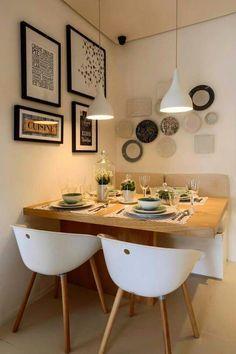 Idéia de mesa para o lar ;)