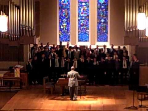 Phi Mu Alpha Sinfonia Iota Chapter - Centennial Recital - Red and Black