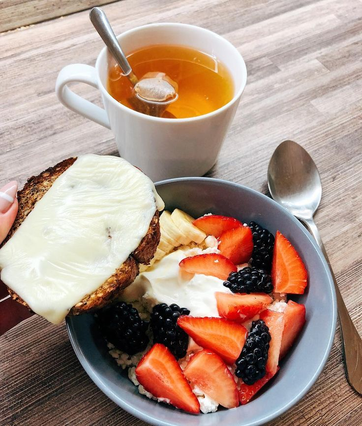 Диета дружба завтрак