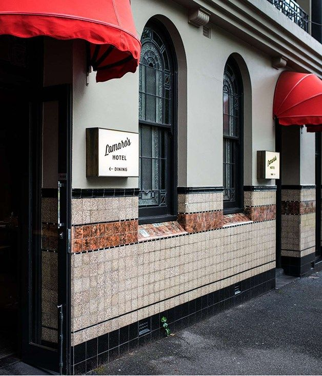 Geoff Lindsay takes over South Melbourne pub Lamaro's