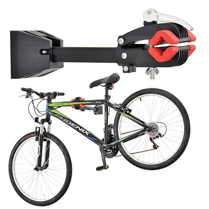 Unisky Foldable Wall Mount Bike Repair Stand Bicycle Mechanic