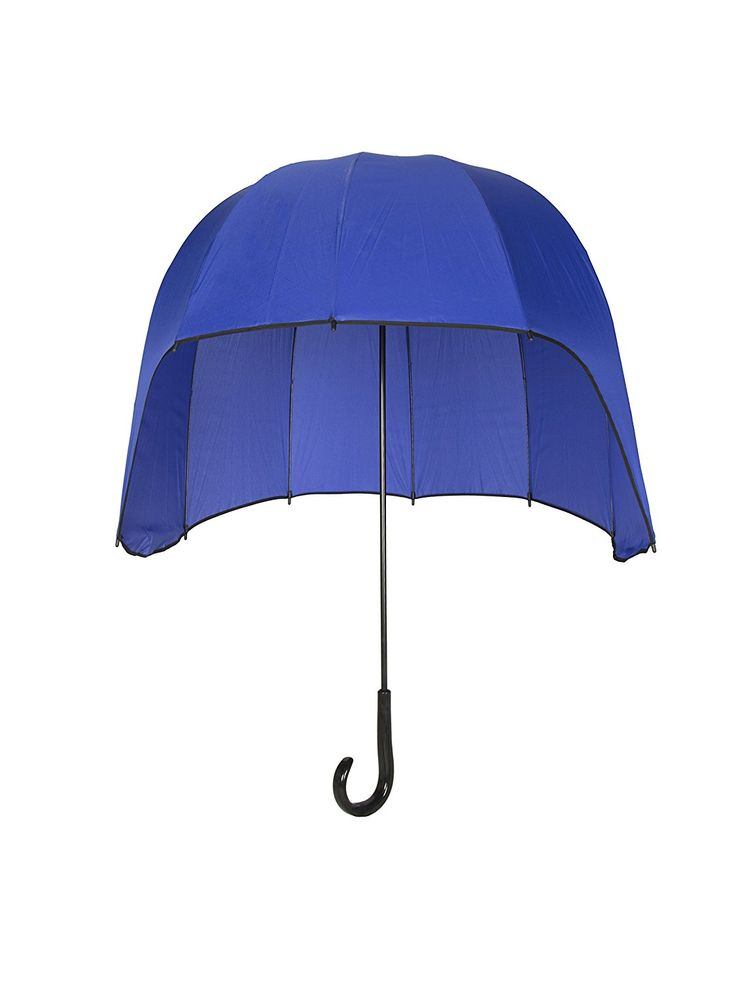 Amazon.com : CloudTen Helmet Shaped Umbrella, Blue Dome Umbrella, Windproof Dome Bubble Umbrella, Strong Bubble Umbrella : Sports & Outdoors