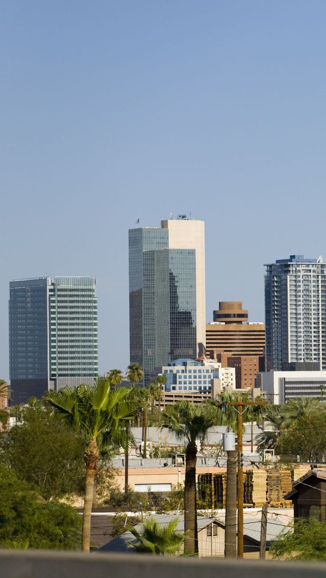 Phoenix, Arizona. Been here, but it wasn't all that exciting of a place.