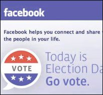#Facebook experiment in social influence and political mobilization - #SocialMedia