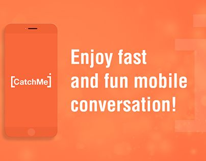 """Check out new work on my @Behance portfolio: """"Fast and fun mobile conversation"""" http://on.be.net/1GH54fZ"""