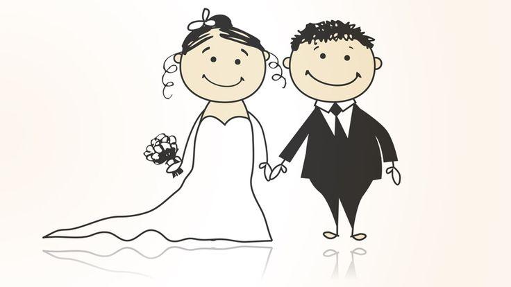 Юбилеем лет, прикольные картинки без надписей о свадьбе