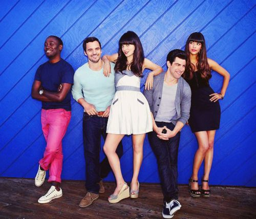 Never have time to watch the show, but dang Zooey and crew are cute. ZOOEY'S MISCELLANY