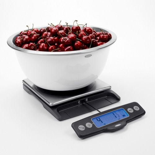 If you watch any cooking shows or read any articles about cooking, chances are you've heard how important using a food scale is. I've gone on and on about it in some of my posts, tweets, etc. I've ...