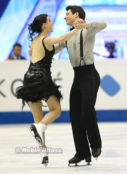 Tessa Virtue & Scott Moir (CAN)