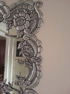 mirror frame design
