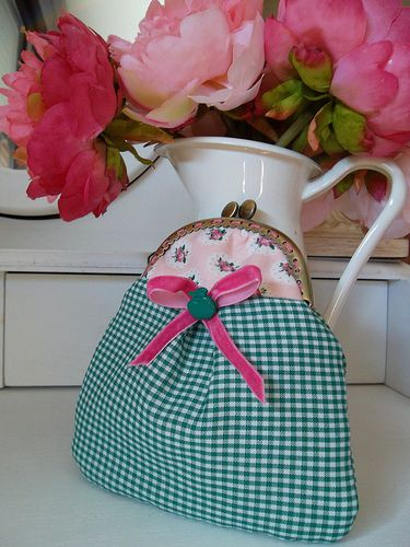 Bags & Purses made from U-Handbag Tutorials or Patterns