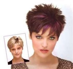 Image detail for -different short hairstyles for women over 50 years old styles - possibly?  (Not this color, of course)