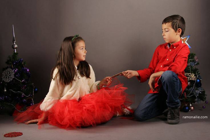Photo Session for Christmas - Sofi & Aari ♥