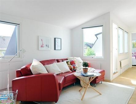 Como decorar uma sala com um sofá vermelho. Quando se trata de decorar nossa sala sabemos que não é simples encontrar as melhores combinações de decoração que combinem com nossos gostos e estilo de vida. Um sofá vermelho é sem dúvida uma grande...