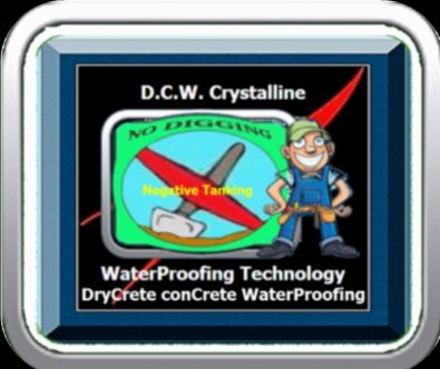 WATERPROOFING Basements Cellars Block Work Shotcrete Under Ground conCrete Structures WaterTanks