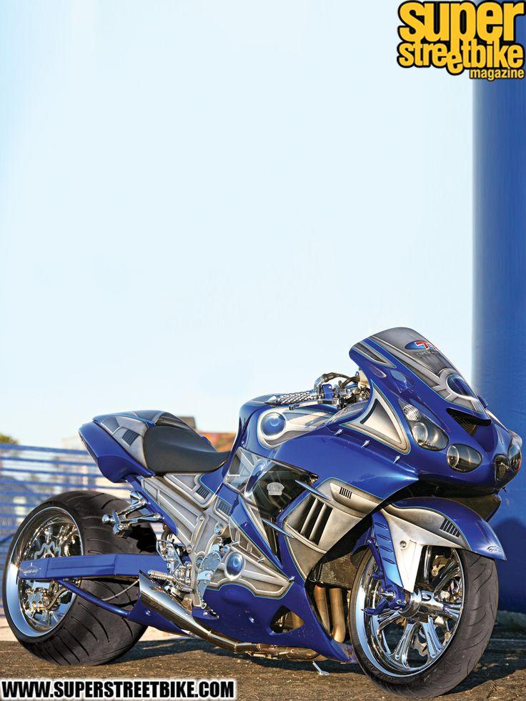 2009 Kawasaki ZX-14 (2)
