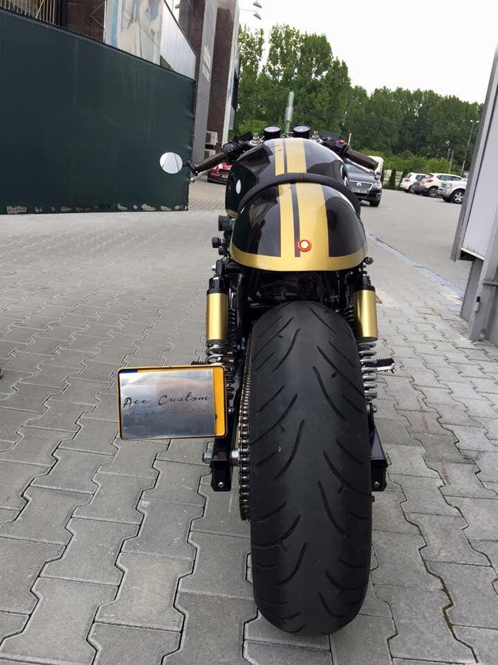 Gsx1200 cafe racer