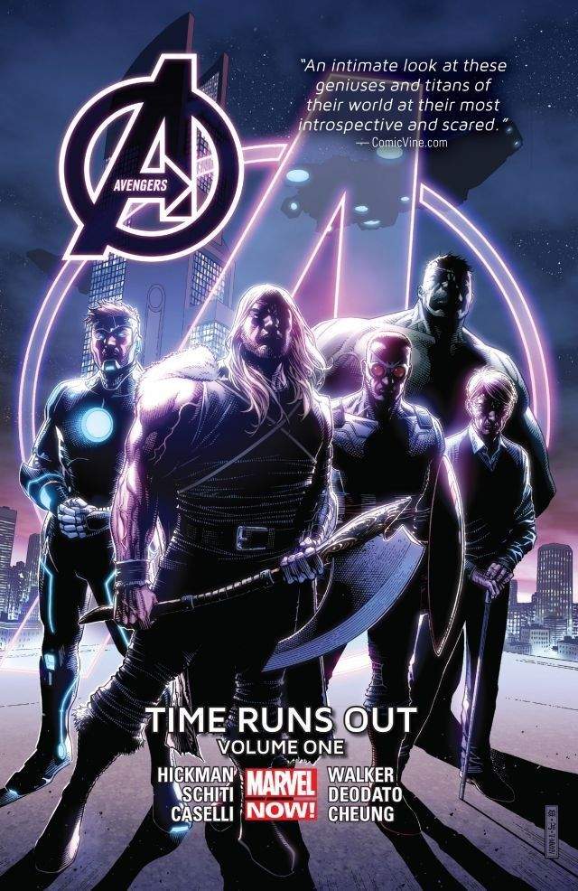 Avengers Time Runs Out Reading Order Avengers Time Running Out New Avengers