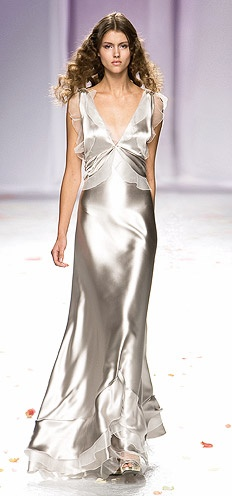 Luisa Beccaria - The Old Hollywood Glamour feel....