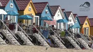 tiny houses Holland mooiste strandhuisjes
