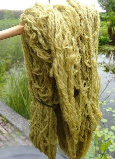 Het verven van wol met planten is ongetwijfeld één van de oudste menselijke handwerken die al 2000 jaar vóór onze jaartelling in China w...