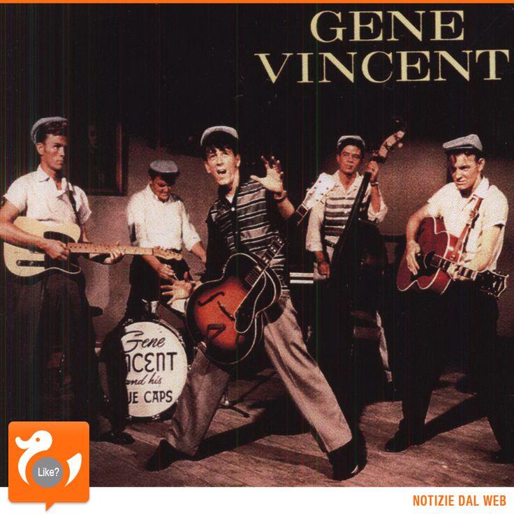 BE-BOP-A-LULA Su invito dalla Capitol Records, il 4 maggio del 1956, Gene Vincent registra il celebre pezzo. La canzone, scritta 3 giorni prima, ottiene un contratto discografico e il primo posto in classifica.