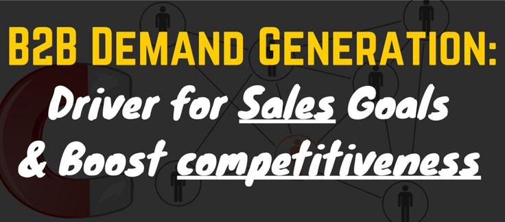 B2B leads and demands are both important in gaining qualified traffic for your sales pipeline and achieve conversion goals. But it is crucial to note however that demands influence how likely a prospect is willing to purchase a B2B product.