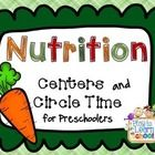 Healthy Kids are Happy Kids!  This Nutrition Unit is the perfect way to introduce your preschoolers to food groups and good health.  It includes 5 ...