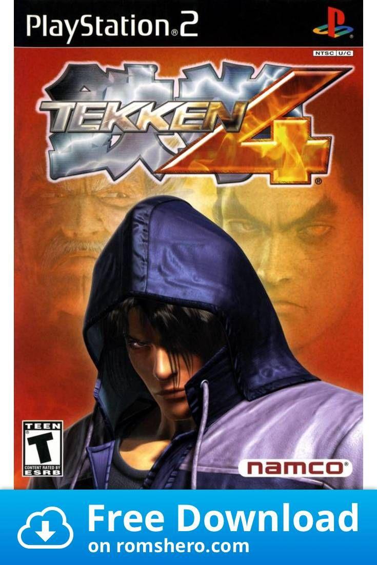Download Tekken 4 Playstation 2 Ps2 Isos Rom Tekken 4