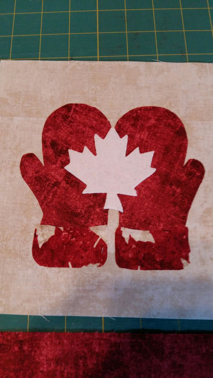 Our canada mitts
