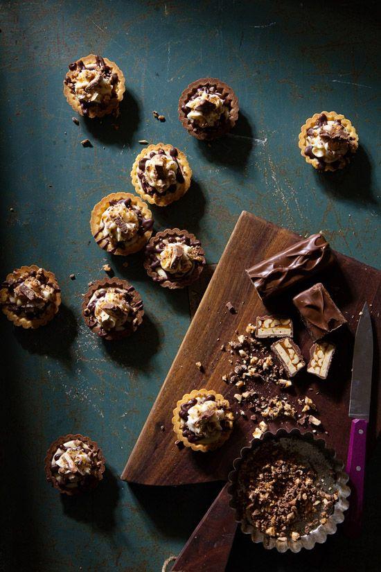 Snickering Tartlets