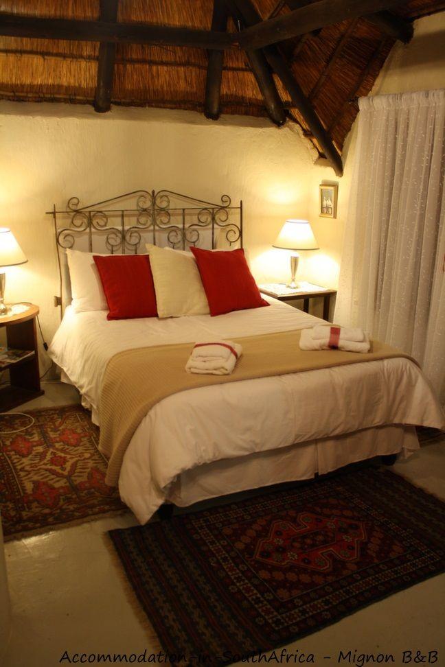 Sasolburg accommodation. Comfortable rooms at Mignon's B&B.