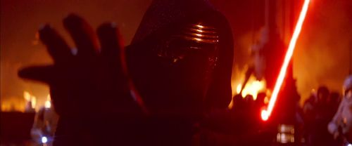 Kylo Ren - I can't help it... I love this bad boy !!!