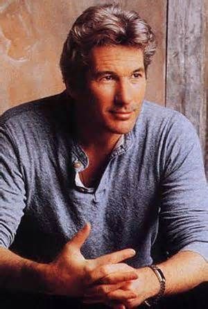 Richard Gere - I think it is the eyes!!!