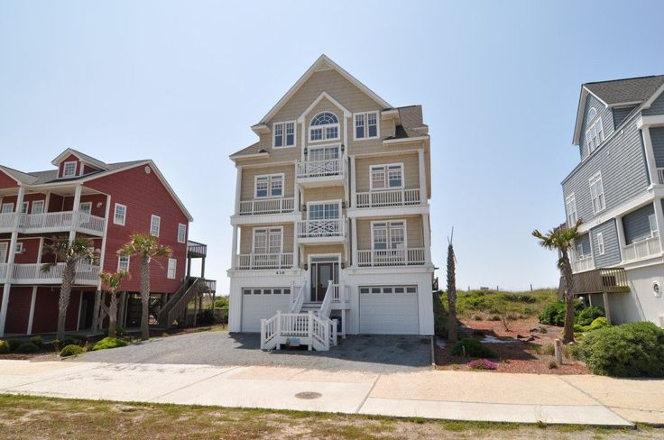 New River Inlet Rd 436 | Oceanfront Vacation Rental | N. Topsail Beach NC