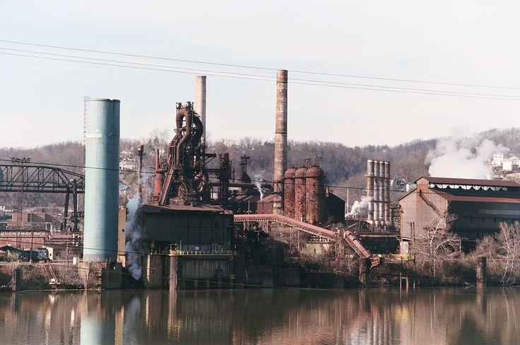 American Industrial Landscapes - SkyscraperCity