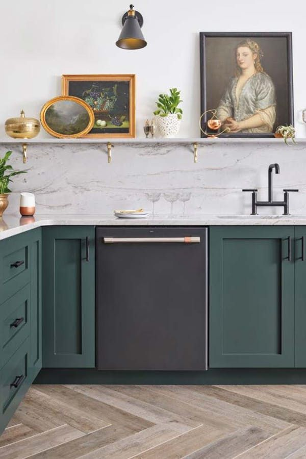 The Eclectic Kitchen Trend You're About to See Everywhere | Dining