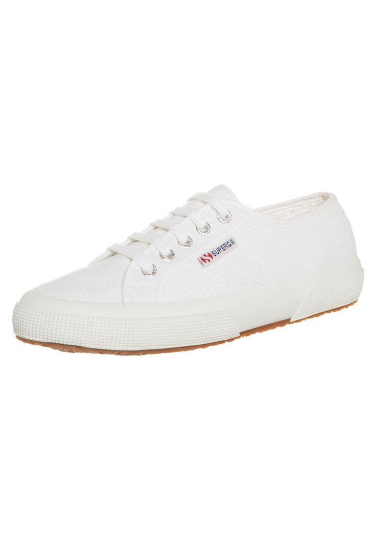 Superga - COTU CLASSIC - Zapatillas - white