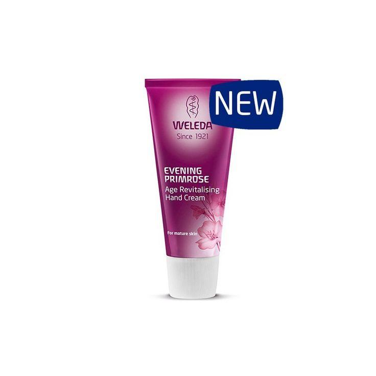 Weleda, Evening Primrose, Age Revitalising, Hand Cream, 50 ml