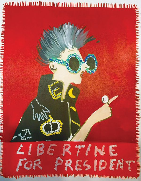 Johnson Hartig Is the Force Behind Libertine's Bold Aesthetic - Hashtag Legend
