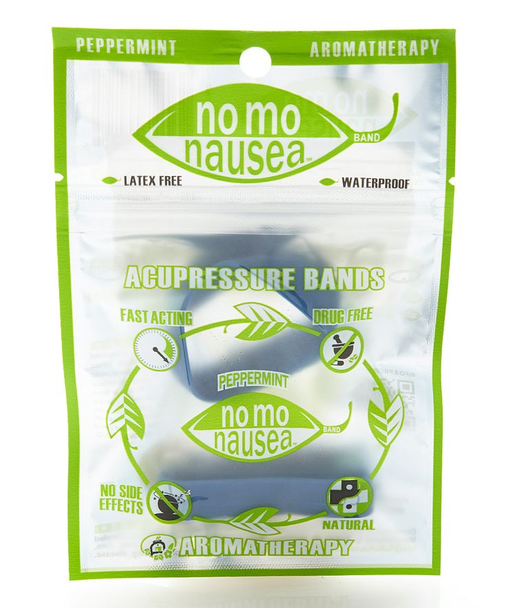 Look what I found on #zulily! Small Blue Anti-Nausea Band - Set of Two by No Mo Nausea #zulilyfinds