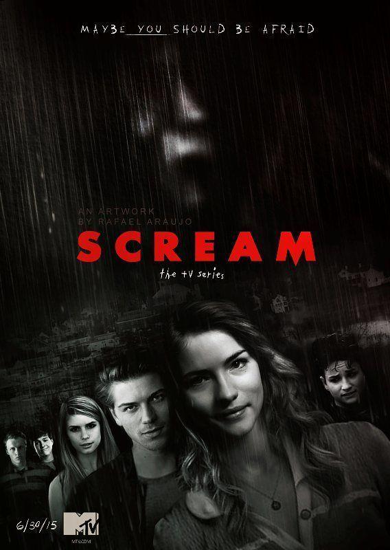 Mtv Scream Tv Series Moviesbooksshows In 2019 Scream Tv Series