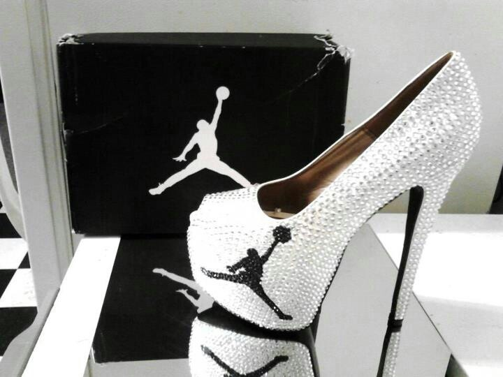 Jordan High Heels Shoes