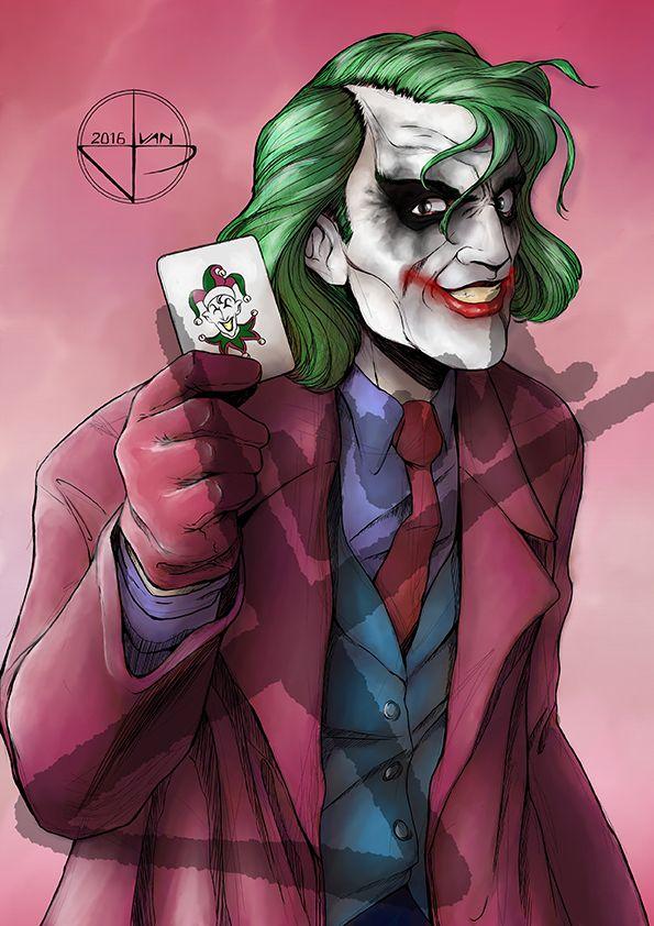 Joker-color by ipcomics076.deviantart.com on @DeviantArt